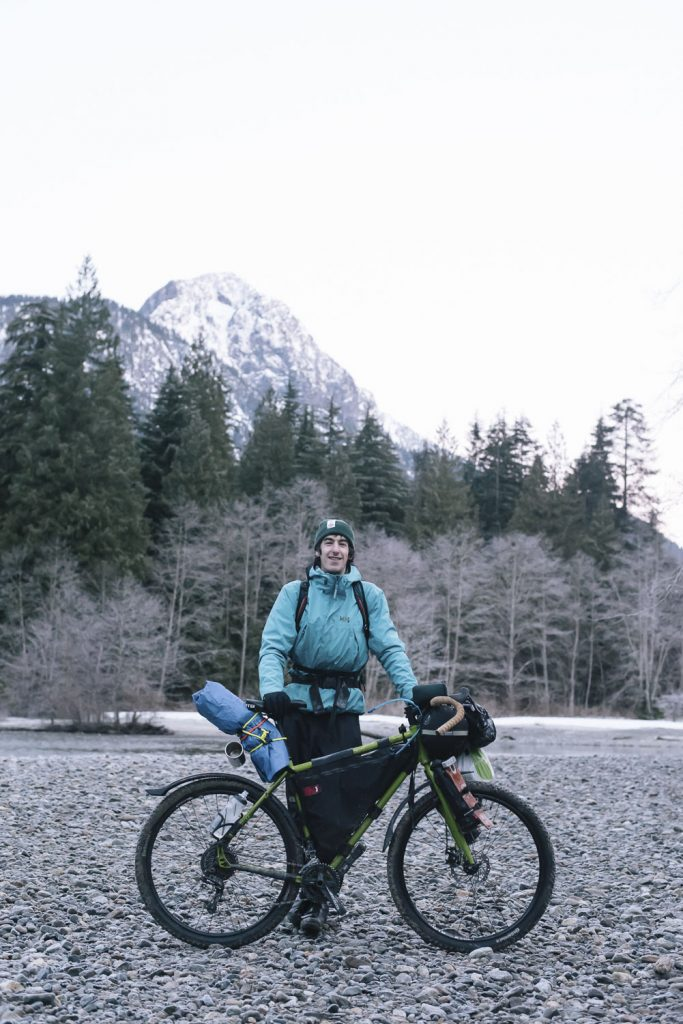 Bikepacking Golden Ears Provincial Park